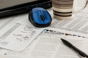 tax-financial-documents retention